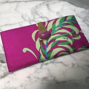 Emilio Pucci vintage wallet